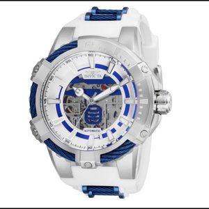 INVICTA 26225 R2D2 Star Wars Automatic Watch